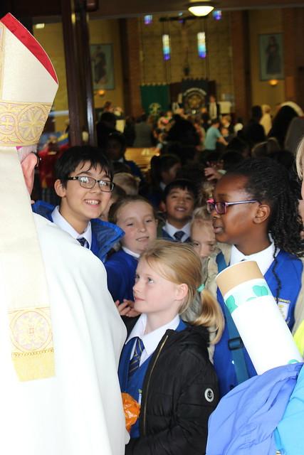 Diocesan Schools Mass 2017