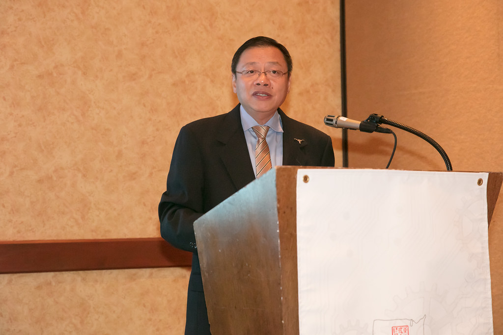 Dr. Yu Menu of Oncor Session Chair