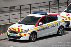 Croix-Rouge   Peugeot 508 SW