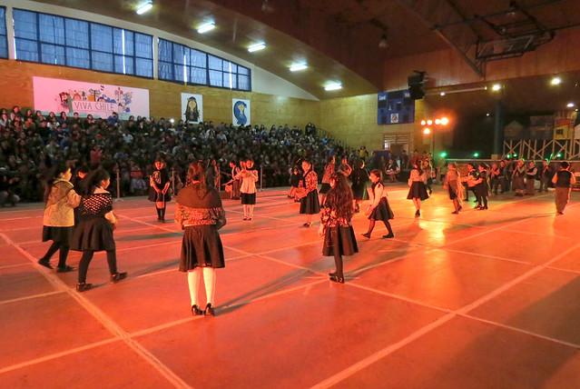 2017 - Muestra de Danza Folklorica