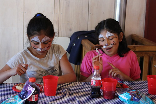 Visita Centro Residencial Femenino Santa Victoria