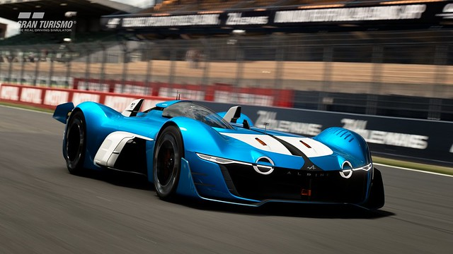 Gran Turismo Sport - Alpine Vision