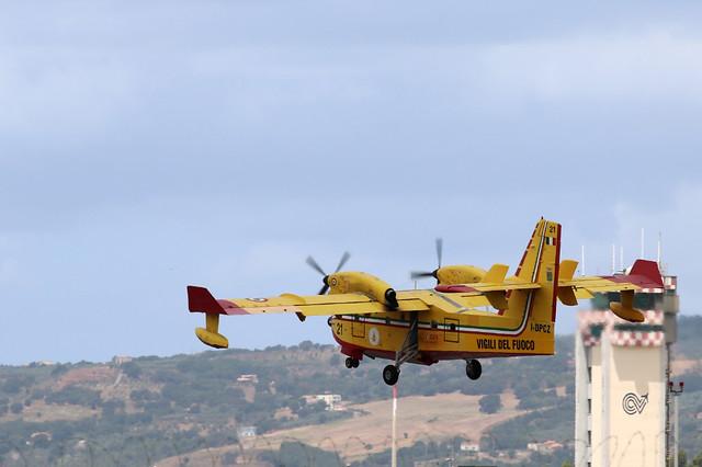 Canadair CL-415, Protezione Civile, I-DPCZ, n°21