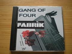 GANG OF FOUR - Fabrik Hamburg Germany 4th May 1981