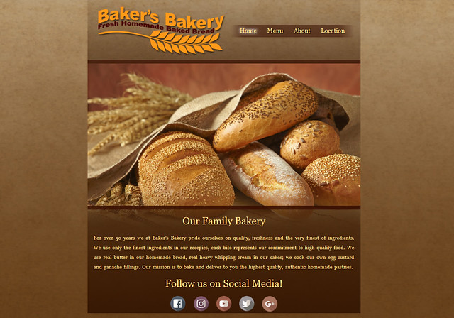 bakers bakery