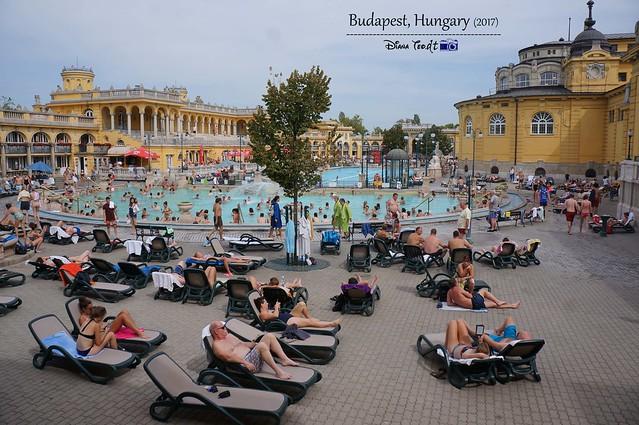 2017 Europe Budapest 11 Széchenyi thermal bath