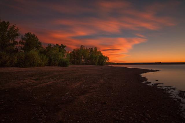 Dawn, Lake Chatfield