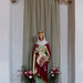 Statue of Virgin Mary with Roses, Mission San Luis Obispo 9/11/17 #missionslo #guadalupe