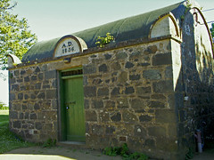 A Room with No View – The island's Gaol