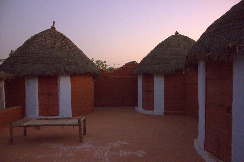 Chotaram Prajapat has a Rural Rajasthan homestay