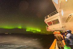 Aurora from the Nordlys (Oct 22, 2017) #3