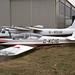 Sportavia-Putzer RF-5B Sperber G-KCIG Exeter 2-8-80