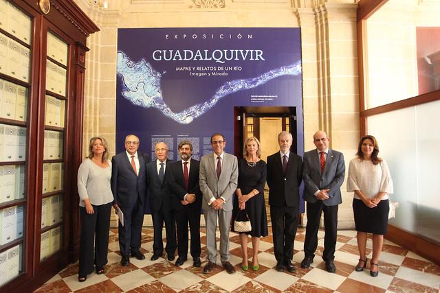 Exposición 'Guadalquivir. Mapas y relatos de un río. Imagen y mirada'