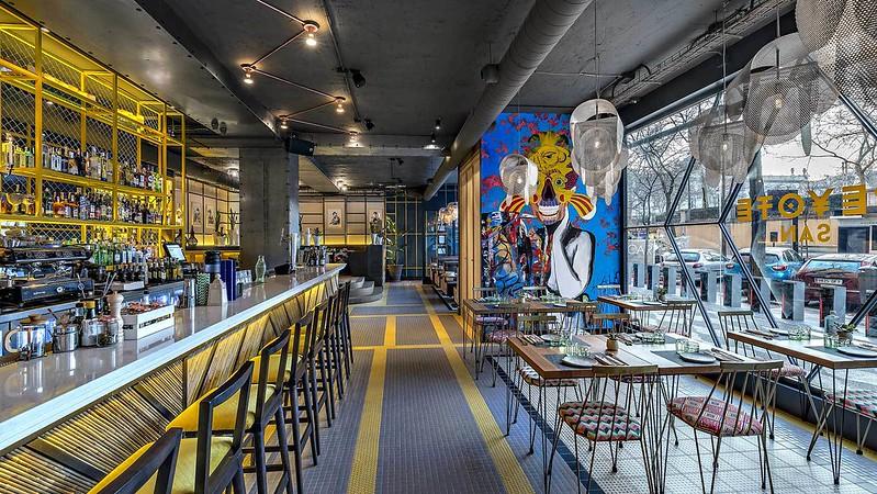 10 restaurantes lindos em Madri