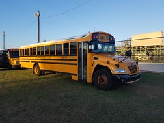 5348 - 2017 Blue Bird Vision Propane - Hillsborough County School Bus