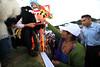 Gira de trabajo por el municipio de Chamula