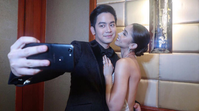 Star Magic Ball 2 (photo from Joshua Garcia's IG account)