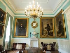 The Governor's Room, New York City Hall, Lower Manhattan, New York City