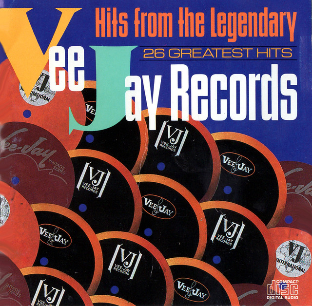 M09067 MCD09067MD 1 Various Artists - Hits From The Legendary Ve Jay Records