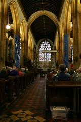 Service in St John's