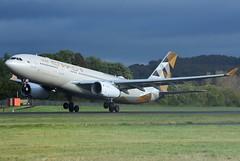 A6-EYI Etihad Airways