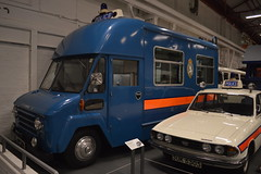 1963 Commer Police Mobile Incident Control Room