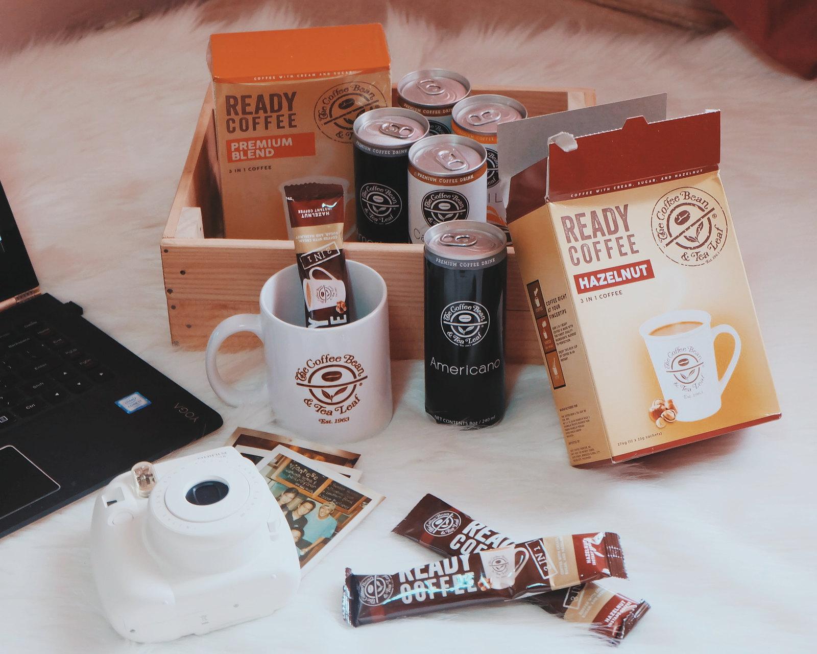 CBTL Ready Coffee