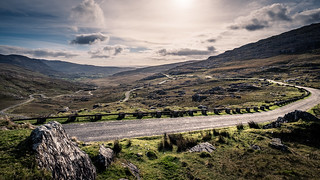 Healy Pass - Co. Cork, Ireland - Landscape photography