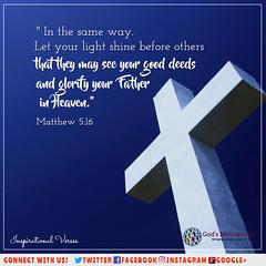 Matthew 516