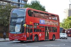 Go-Ahead London General E192 SN61BJU