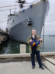 Visiting the decommissioned USS Ponce (LPD/AFSB 15)