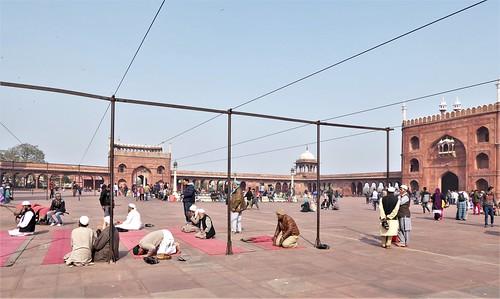 delhi-Mosquée Jama (6)