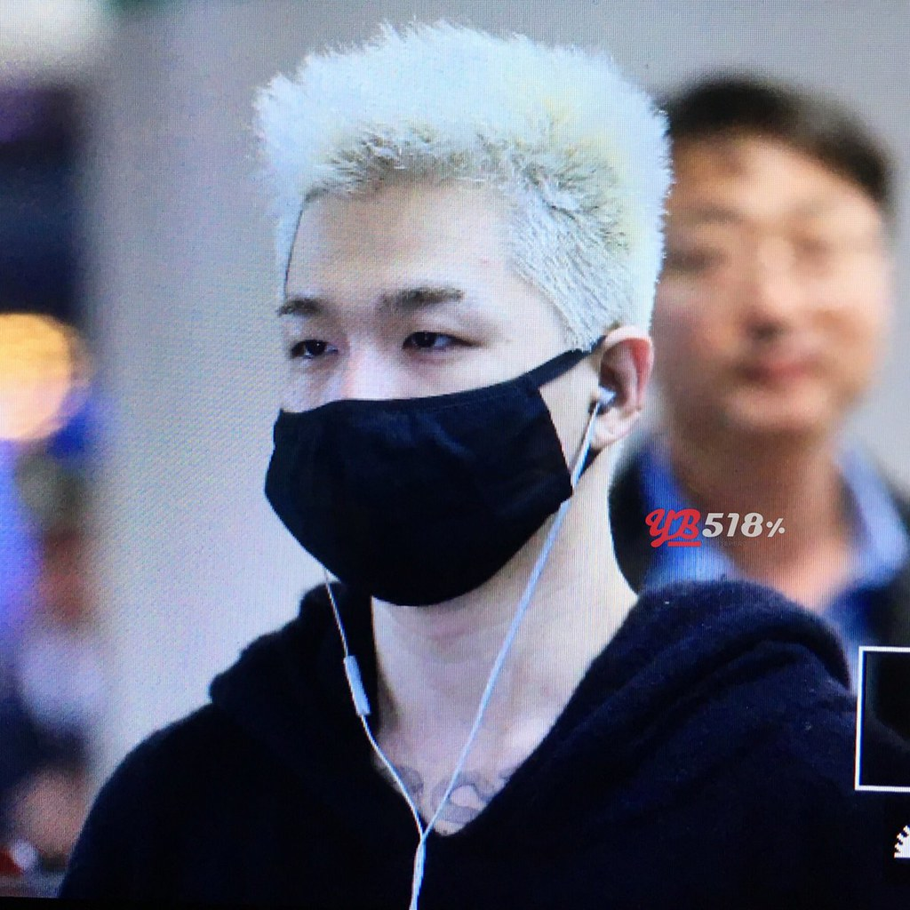 BIGBANG via YB_518 - 2017-10-22 (details see below)