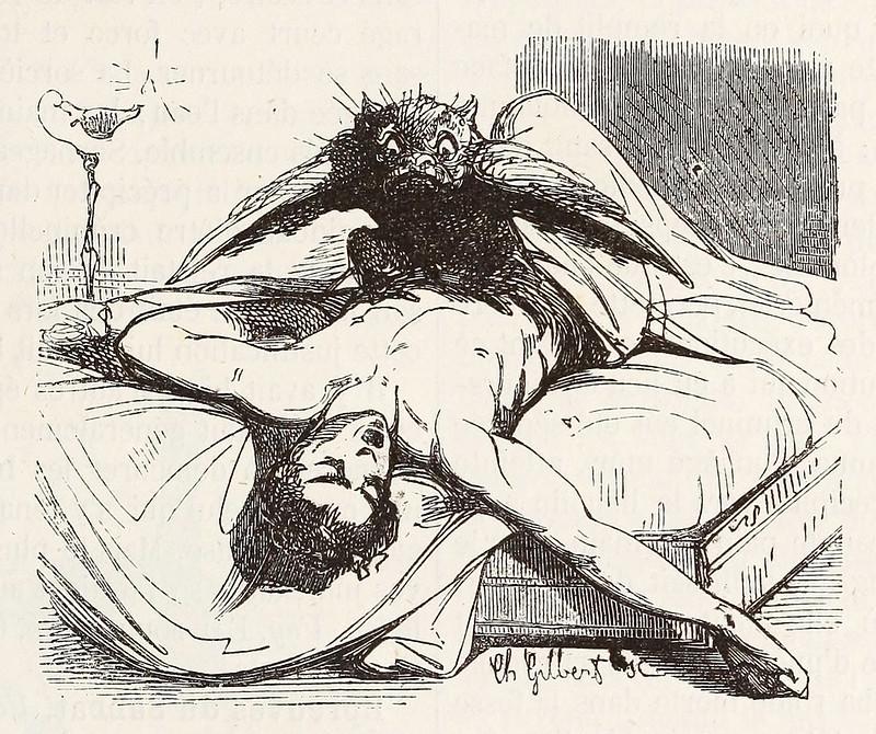 Ephialtes demon fuseli