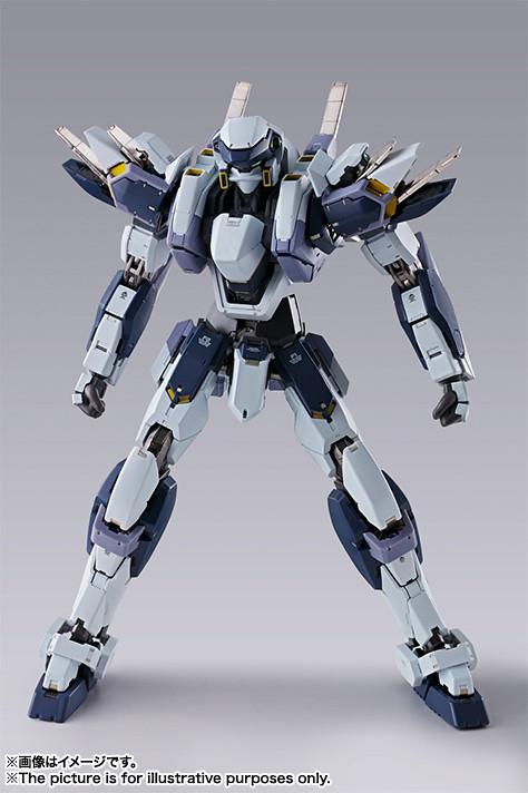 【更新官圖&販售資訊】METAL BUILD《驚爆危機》ARX-7 強弩兵(Arbalest/アーバレスト Ver.IV)發售決定!