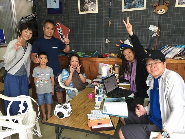 本日の集合写真♪ 2017/10/26
