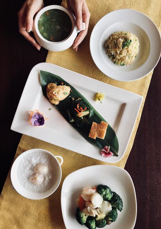 3. Szechuan Court (dinner) set