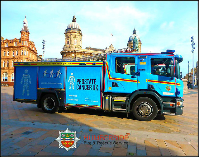Humberside Fire & Rescue Service ..