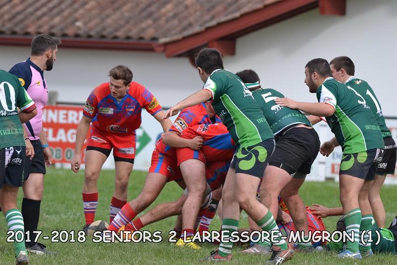 2017-2018 SENIORS 2 LARRESSORE - MUGRON