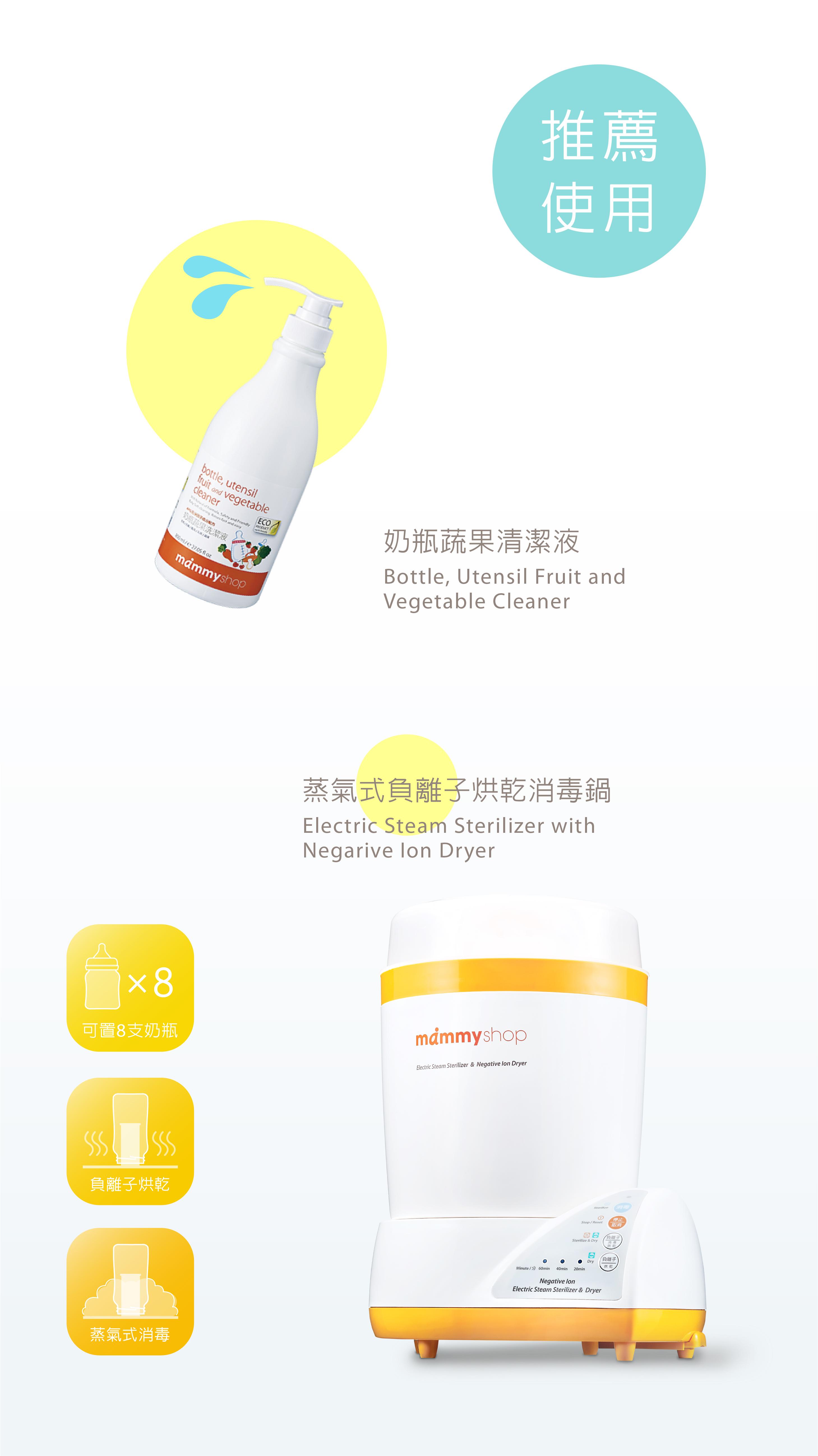 矽膠旋轉奶瓶刷-推薦使用