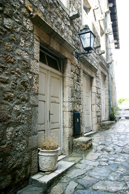 Двери в Старом городе