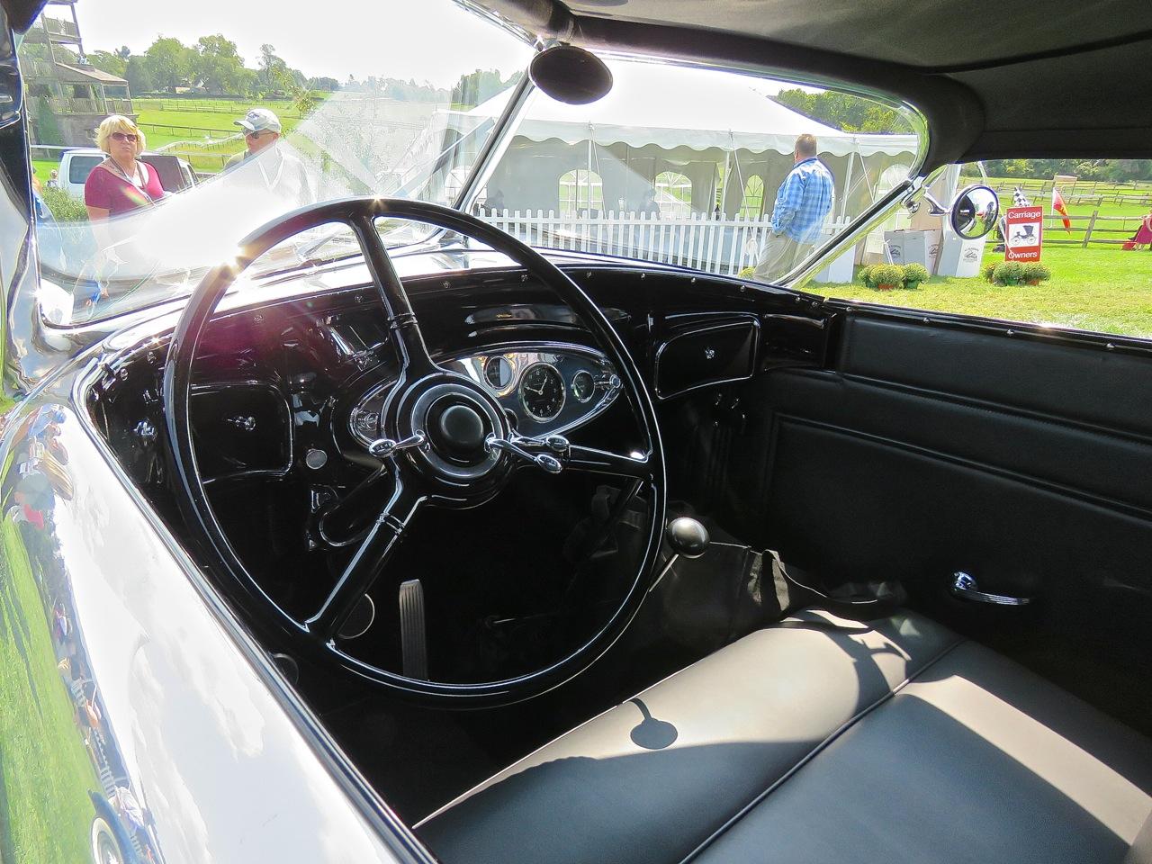32 Lincoln KB Boattail Speedster 6