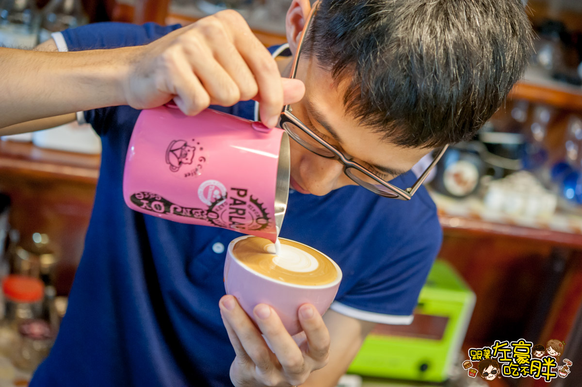 G Coffee 居藝咖啡-11