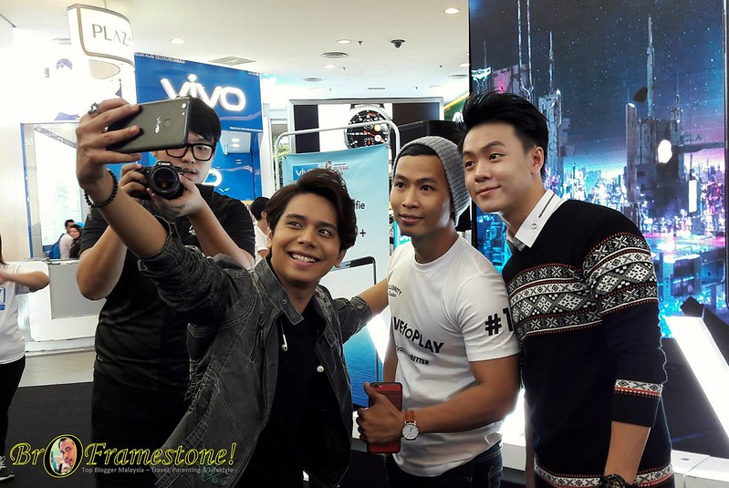 Vivo Super Day at Lowyat Plaza