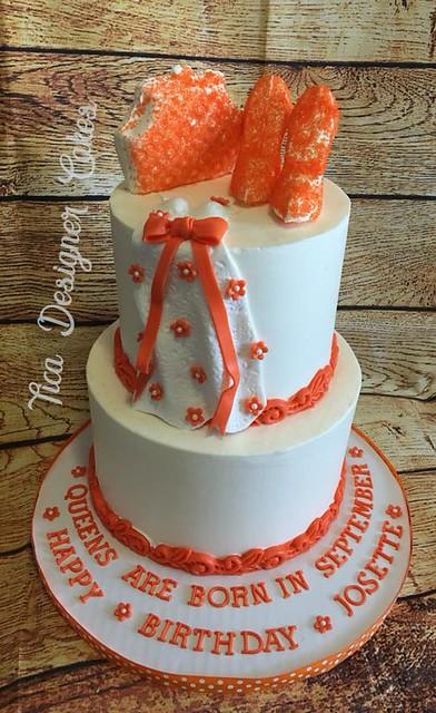 Cake by Tica Designer Cakes