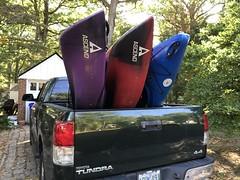 Mallows Bay kayak trip Columbus Day Weekend, Nanjemoy, MD