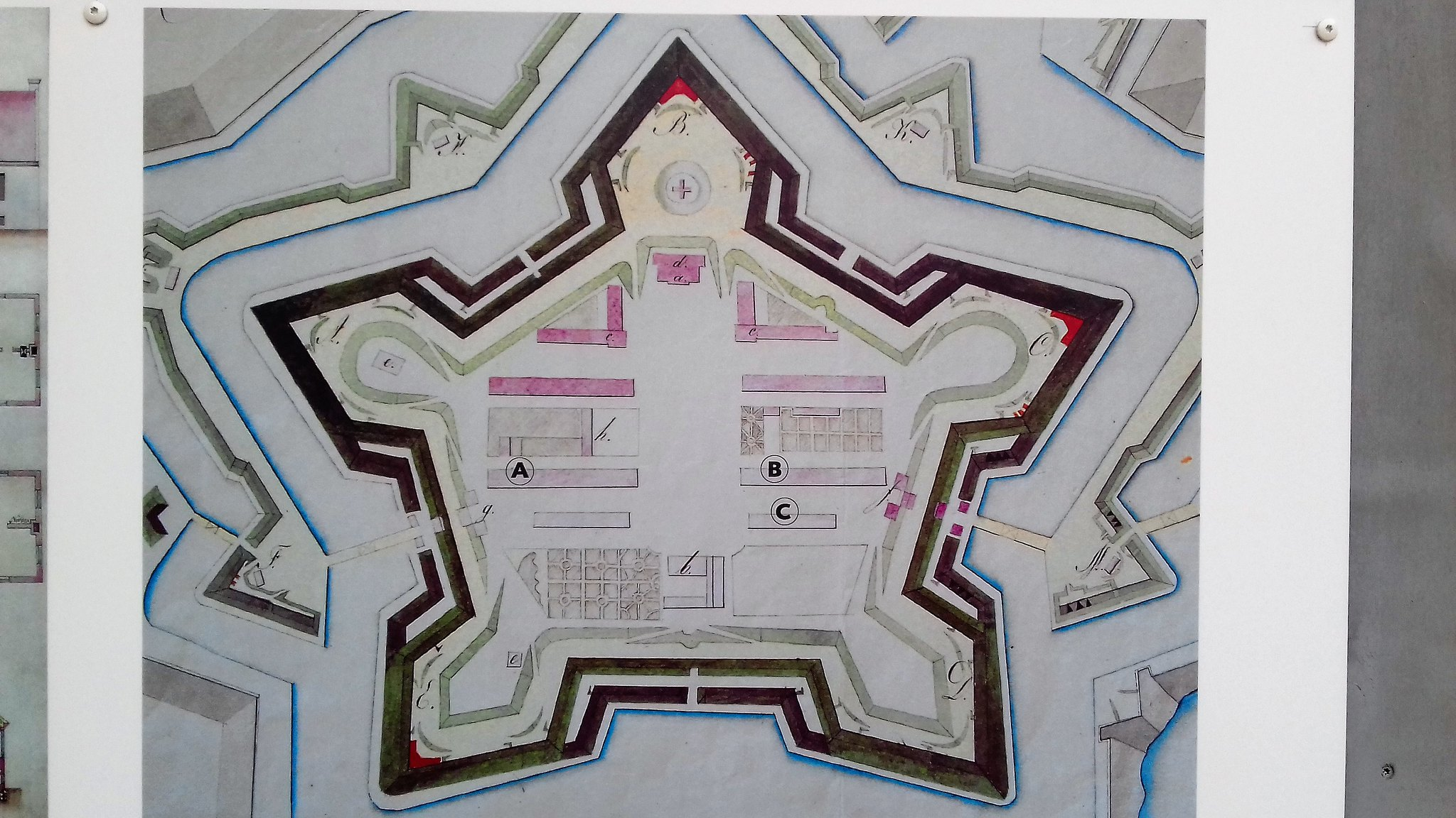 20170317_133011 Kastellet (star-shaped fortress)