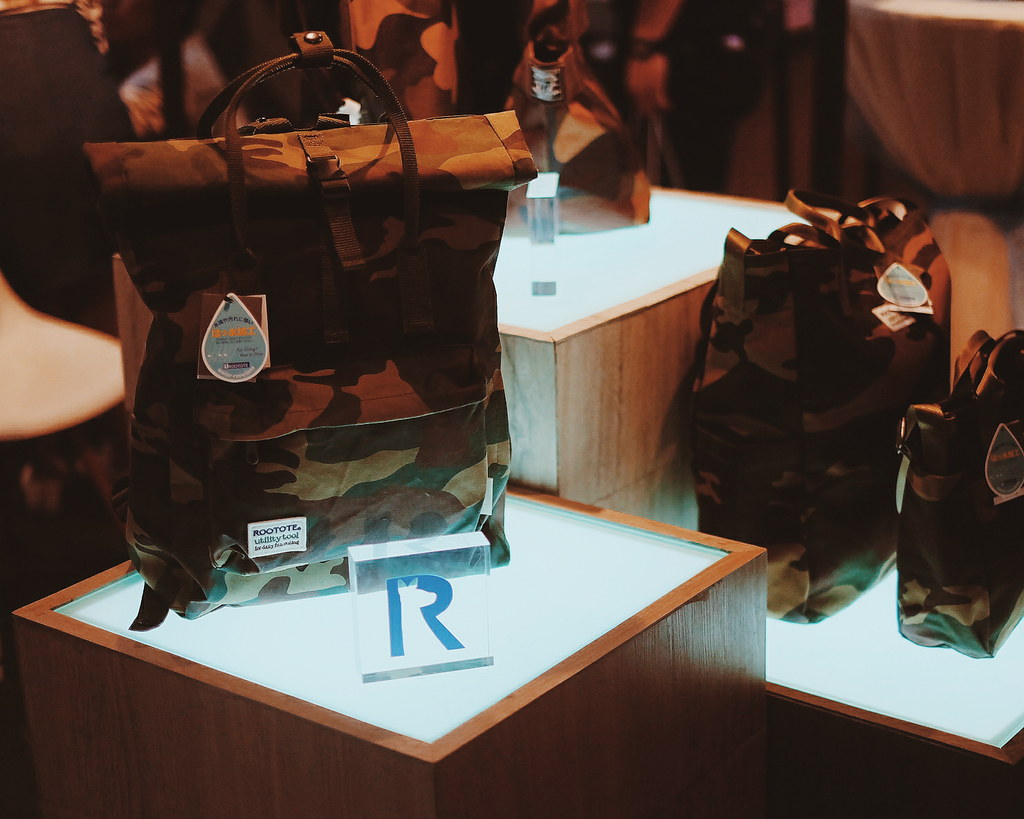 rootote backpack philippines camo design