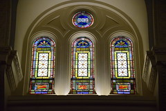 Holy Stained Glass Windows