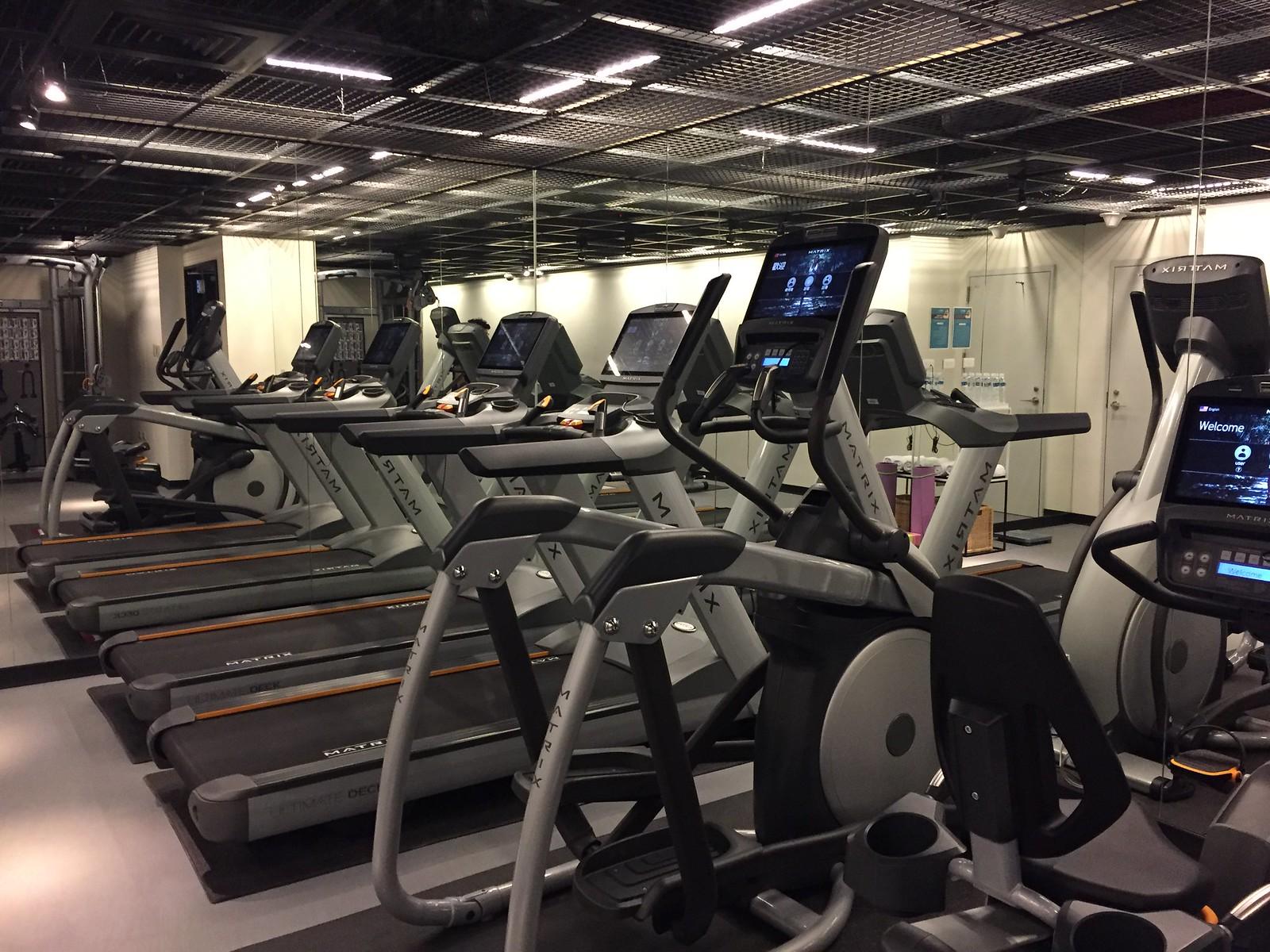 Amba Hotel Gym